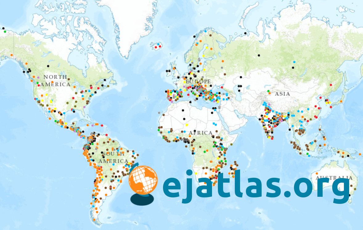EJAtlas | Mapping Environmental Justice